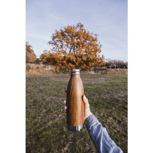 Topflask Wood 500 ml juomapullo