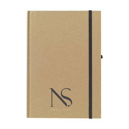 Brändätty ympäristöystävällinen A5-muistikirja