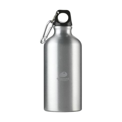 Brändätty alumiininen vesipullo AluMini 500 ml