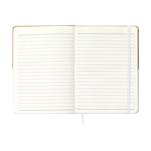 Brändätty kaksoistyylinen muistikirja