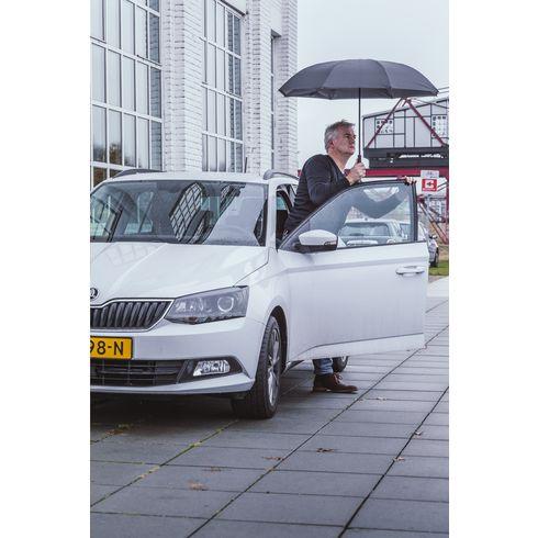 Brändätty käänteinen nopeasti kuivuva sateenvarjo