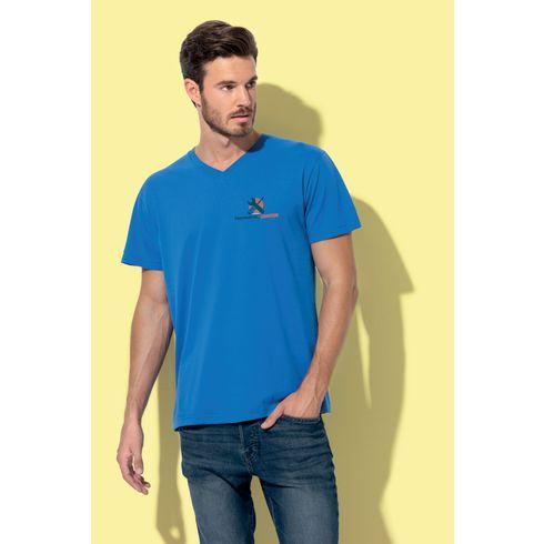 Stedman Classic V-Neck T-shirt miehet t-paita