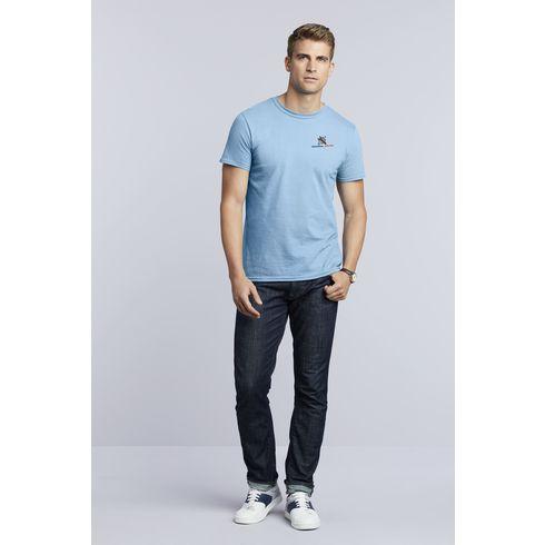 Gildan Softstyle T-Shirt miehet t-paita