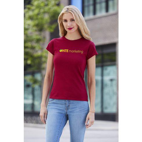 Gildan Softstyle T-shirt naiset t-paita