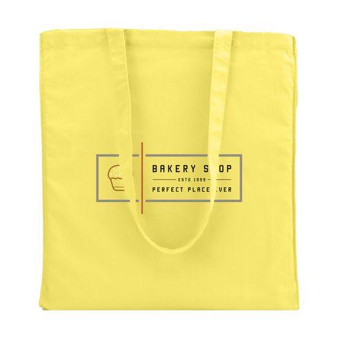 Colour Square Bag (160 g/m²) kangaskassi