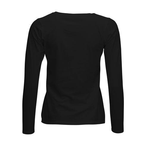 Fruit Valueweight Longsleeve T-shirt naiset t-paita
