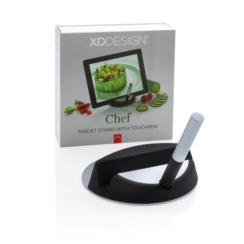 Chef-tablettiteline kosketuskynällä