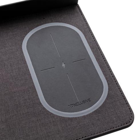 Air-hiirimatto, jossa 5W:n langaton lataus ja USB