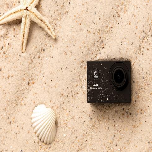 4K-toimintakamera