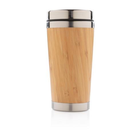 Bambusta valmistettu muki