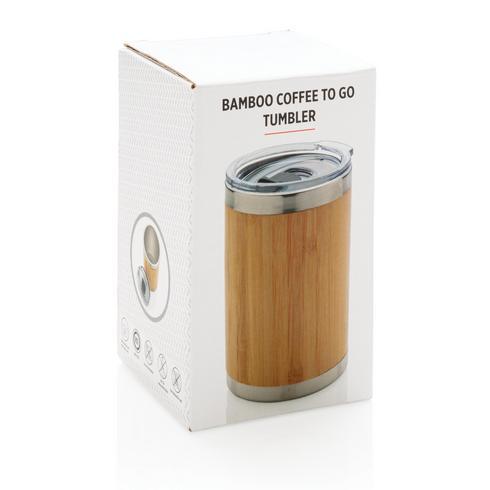 Coffee to go -termosmuki bambua