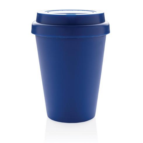 Uudelleenkäytettävä kaksiseinäinen kahvikuppi 300 ml