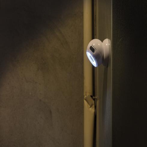 COB 360 -lamppu liiketunnistimella