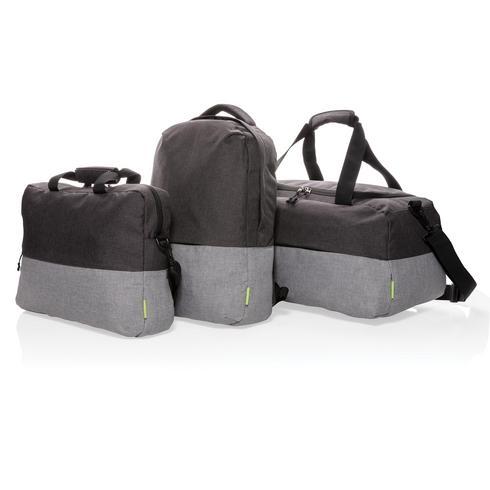 """PVC-vapaa Duo color RPET 15,6"""" RFID -laptoplaukku"""