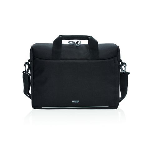 Swiss Peak RFID-suojattu laptoplaukku - PVC vapaa