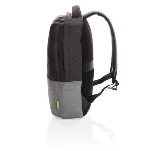 "PVC-vapaa Duo color RPET 15,6"" RFID -laptopreppu"