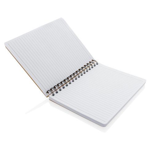 Voimapaperikierremuistikirja A5 ja muistilaput