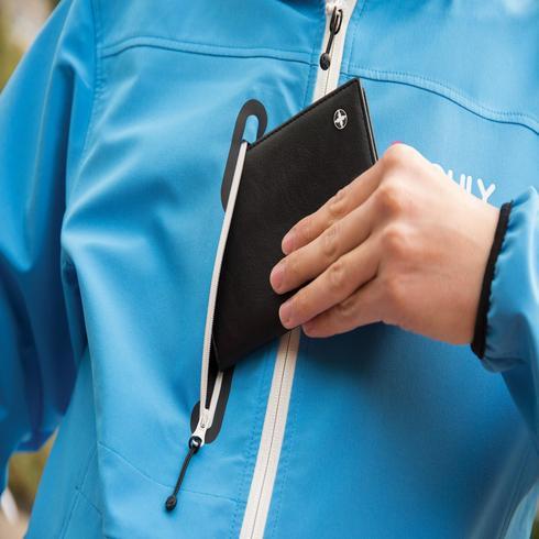 Swiss Peak RFID anti-skimming passikotelo