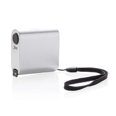 Moderni alumiininen mittanauha - 3m/13mm