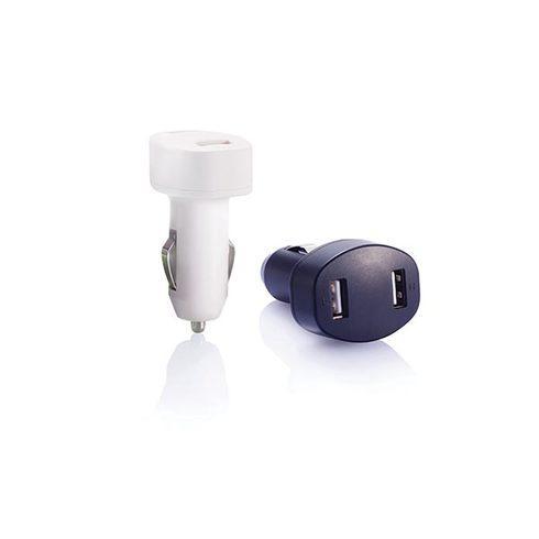 Kaksois-USB-autolaturi