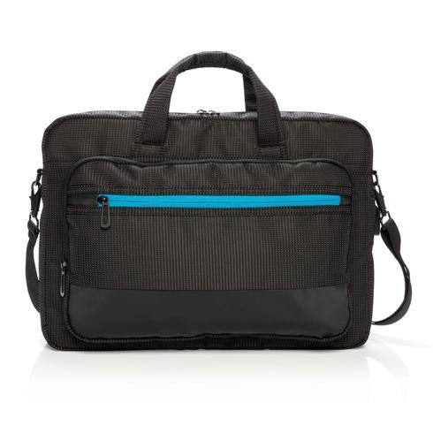 """Elite 15"""" USB-ladattava kannettavan laukku"""