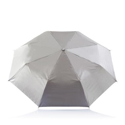 """Deluxe 21,5"""" kaksi yhdessä -sateenvarjo"""